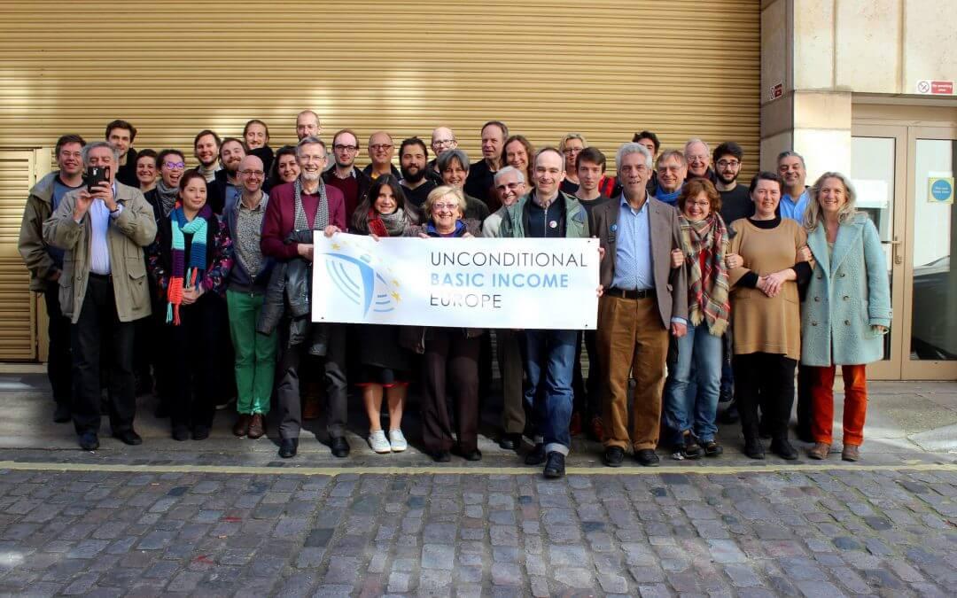 UBI-Europe springs forward – Meeting in London, March 2017