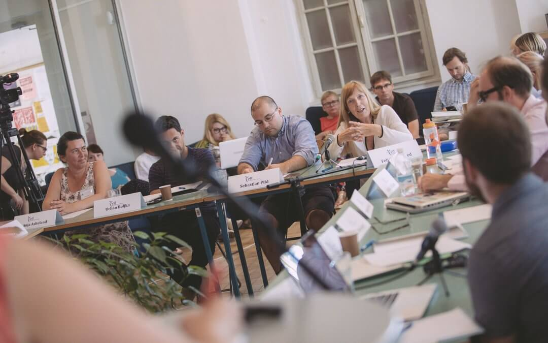 Basic income for Europe – UBIE Summer workshop in Ljubljana
